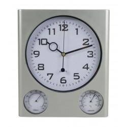 Orologio da parete con igrometro