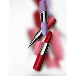 Penna a sfera rossetto