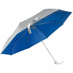Mini ombrello argentato