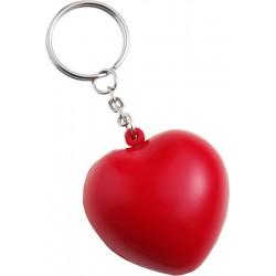 Portachiavi antistress cuore