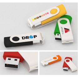 Penna USB Twister Rubby