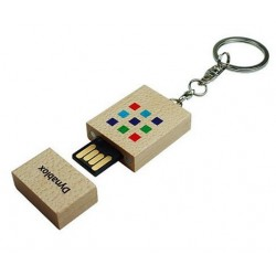 Penna USB Eco Wood