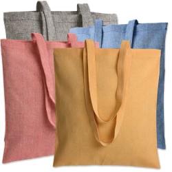 Shopper cotone riciclato