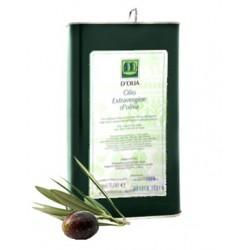 Olio D'oliva di Sardegna