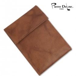 Portacarte in pelle Pierre Delone