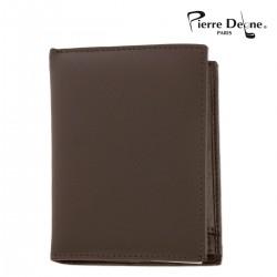 Portafoglio e carte credito in nappa