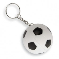 FUTBOL   Portachiavi antistress pallone football